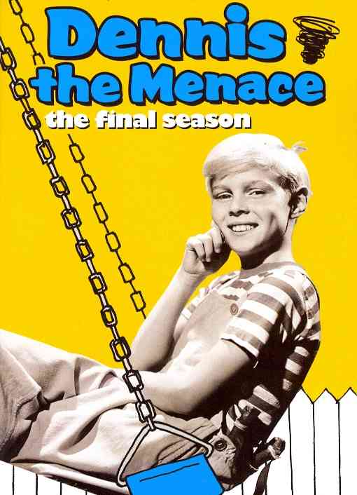 DENNIS THE MENACE:SEASON FOUR BY DENNIS THE MENACE (DVD)